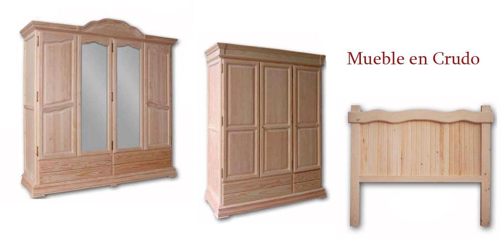Fabrica De Muebles En Crudo De Lucena Muebles Ortiz ...